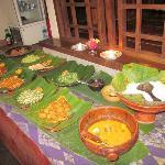 Balinese Buffet!