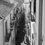 Veduta di via Duomo da Palazzo Morese