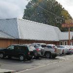 Falls Terrace Restaurant Foto