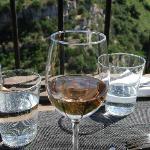 Côtes de Provence 3 terres choisi par le patron après exposé de nos goûts.