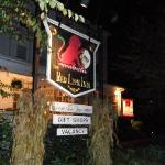 Red Lion Inn at night
