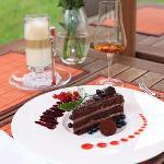 "Dessert "" Al Fresco"""