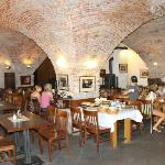 Breakfast/Dining Room - in hotel celler