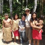 Con los Yahuas