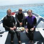 "Scuba Diving with scuba instructor ""Leif"""