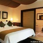 One Bedroom Garden villa - bedroom