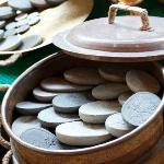 Traditional himalayan hot stone treatments