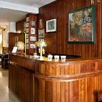Recepcja Hotelu Pod Orłem
