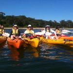 Bundeena Kayaks in Sydney
