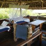 Swahili House Roof