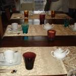 Mesa Pequeno almoço