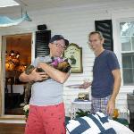 Tom, Rick & Mishka
