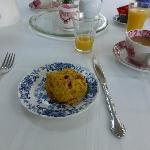 Delicious scones