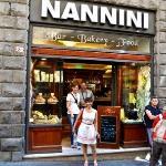 Landmark in Siena