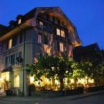 Abendstimmung in der Brasserie Obstberg