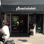 pieminister shop in Amsterdam