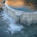 Wonderful pool overlooking river