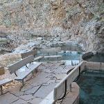relax between soaks