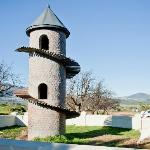 Famous goat tower