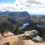 Three Rondevels, Panorama Tour in Drakensburg mtns