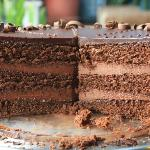 quintessential chocolate cake