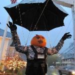 Pumpkin People ちょっと恐い。。。