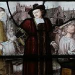 Detail of the John Harrison window