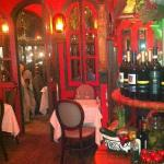 One part of restaurant.
