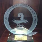 Quality Award Best Facilities 2010-2011-2012 PRTC