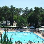 La piscine de l'Estanquet