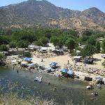 Located right on the Kern River!