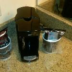 Coffeemaker ~ Room 553