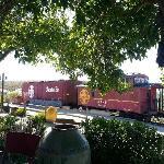 Train at Pomar Junction