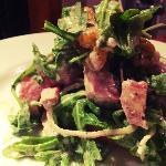 Warm Steak Salad