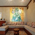 Theodora Mosaic in Lobby