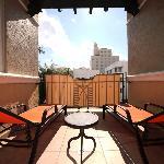 Balcony in Master Suite