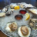 oyster lover will feel like a kid in a candy store!