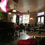 Alma bar area