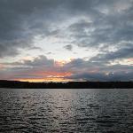 Lake Casenovia nearby