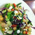 Cafe Fina's Chopped Salad