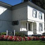 Front/side view of B&B