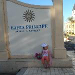 Bahia Principe sign