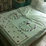 Bed decoration