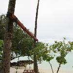 The swing at Sunrise Island