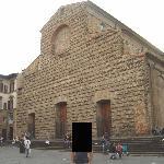essa é a vista da igreja San Lorenzo quando se está em frente ao hotel