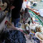 Local fish sellers along the promenade (3)