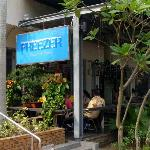 Freezer - more Chinese friendly promenade bar