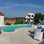 Villa's pool