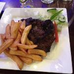 mmmm beef rump steak :-p