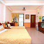 tripble room and family room